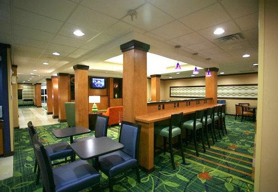 Fairfield Inn & Suites by Marriott Lakeland / Plant City: Breakfast Dining Area