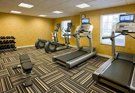 Residence Inn By Marriott Gravenhurst Muskoka Wharf: Fitness Centre