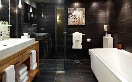 InterContinental Montreal : Imagine Suite, bathroom