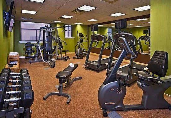 Fairfield Inn & Suites Baltimore Downtown/Inner Harbor: Fitness Room