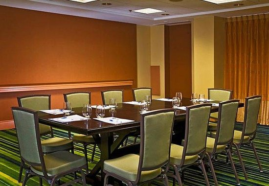 Fairfield Inn & Suites Baltimore Downtown/Inner Harbor: Boardroom