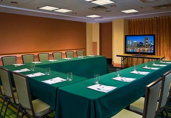 Fairfield Inn & Suites Baltimore Downtown/Inner Harbor: Meeting Room