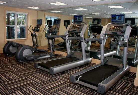 Residence Inn Amelia Island: Fitness Center