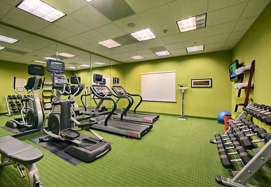 Twentynine Palms, Californie : Fitness Center