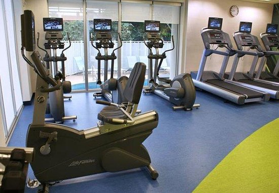 SpringHill Suites by Marriott Miami Airport East/Medical Center: Fitness Area