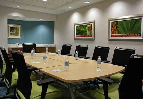 SpringHill Suites by Marriott Miami Airport East/Medical Center: Boardroom