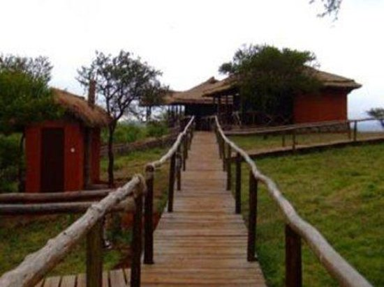 Ngorongoro Forest Tented Lodge: Exterior