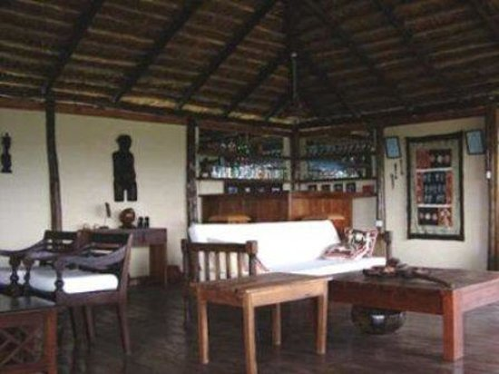 Ngorongoro Forest Tented Lodge: Interior