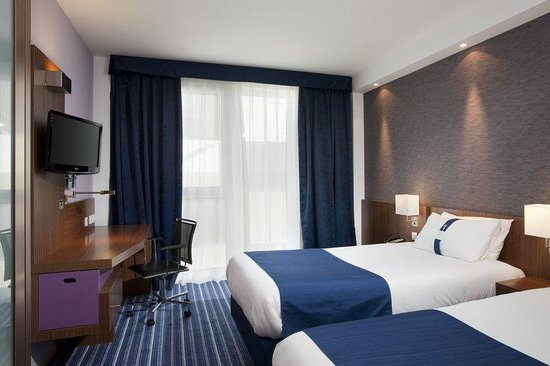 Holiday Inn Express Madrid Leganes: Double Bed Guest Room