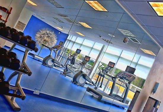 SpringHill Suites by Marriott Tampa North / Tampa Palms: Fitness Center