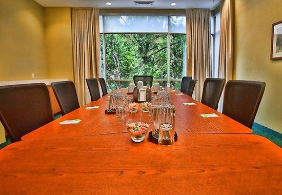 SpringHill Suites by Marriott Tampa North / Tampa Palms: Rays Board Room