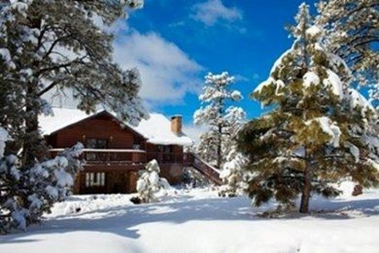 Pagosa Springs, CO : Exteriorwinter