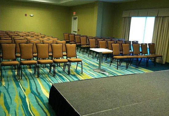 SpringHill Suites Durham Chapel Hill: Morehead Meeting Room- Theater Style