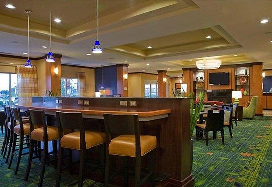 Fairfield Inn & Suites Montgomery EastChase: Breakfast Room