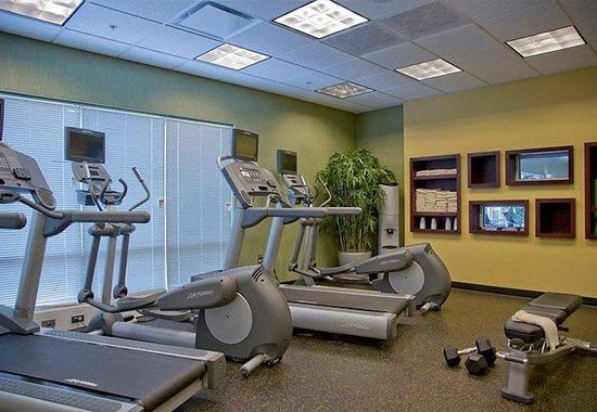 Fairfield Inn & Suites Montgomery EastChase: Fitness Center