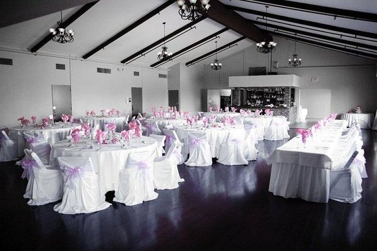 Santee, CA: Reception Hall