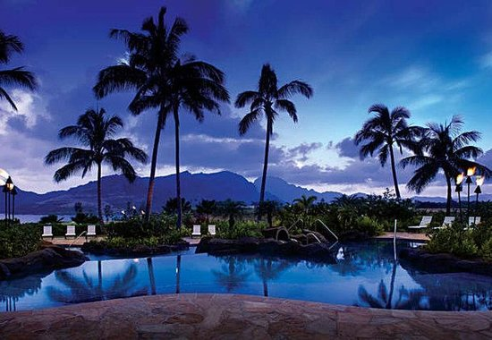 Marriott's Kauai Lagoons: Outdoor Pool
