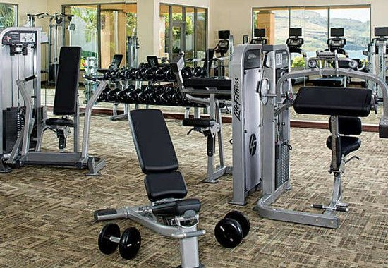 Marriott's Kauai Lagoons: Fitness Center