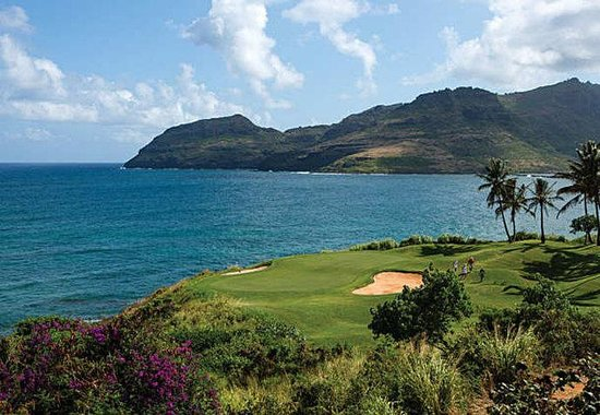 Marriott's Kauai Lagoons: Kauai Lagoons Golf Course – 14th Hole