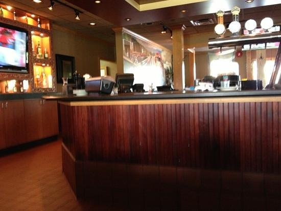 Port Coquitlam, Canada: Bar section