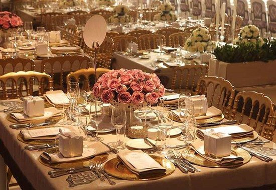 JW Marriott Hotel Ankara: Attelia Terrace – Wedding