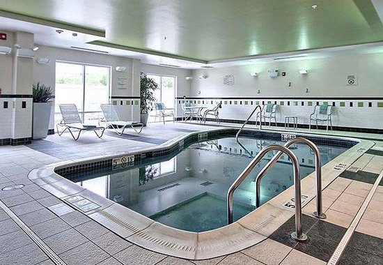 Huntingdon, Pensilvania: Indoor Pool