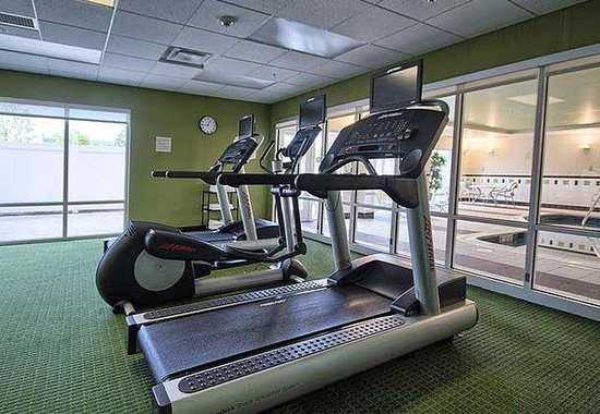 Huntingdon, Pensilvania: Fitness Center