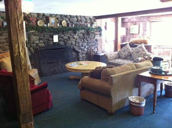 Killington, VT: The Living Room where you can relax..........