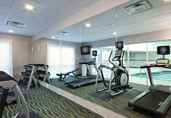 Fairfield Inn & Suites Amarillo Airport: Fitness Center