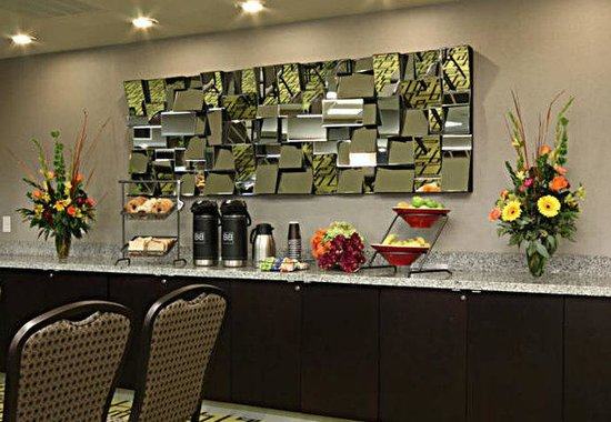 Fairfield Inn & Suites Amarillo Airport: Event Break