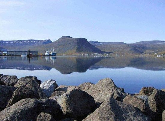 Isafjordur, Island: Local Attraction