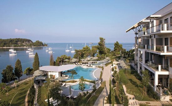 Photo of Hotel Monte Mulini Rovinj