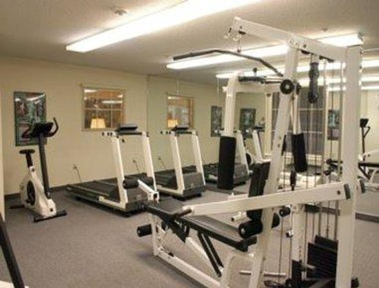 Auburn Hills, MI: Fitness Center