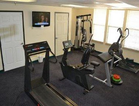 Irving, TX: Fitness Room