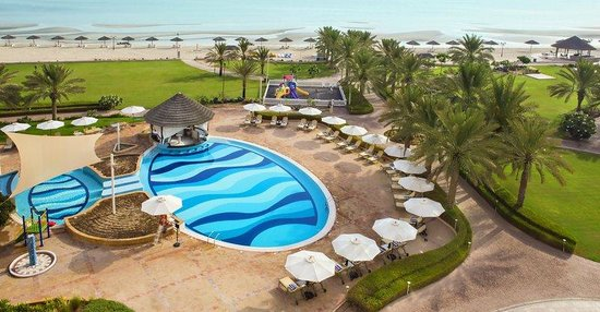 Jebel Dhanna hotels