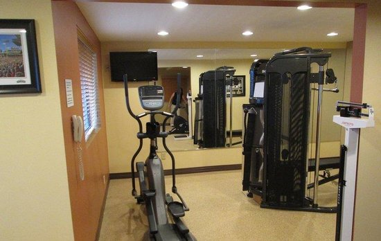 BEST WESTERN PLUS The Inn at Sharon/Foxboro: Fitness Center