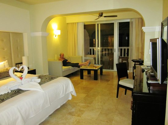 Grand Riviera Princess All Suites Resort & Spa: Suite platinum
