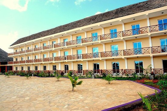 Hotel South Beach Resort Dar Es Salaam: Exterior View