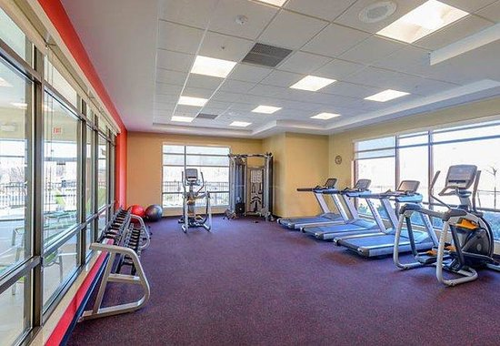 Frederick, MD: Fitness Center