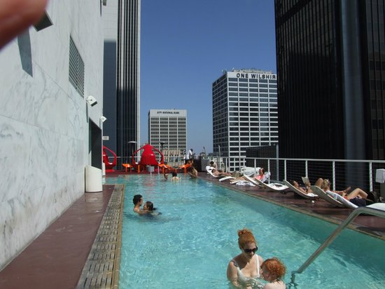 The Standard Downtown LA: Rooftop