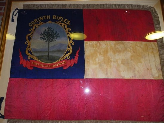 Corinth, MS: Battle Flag