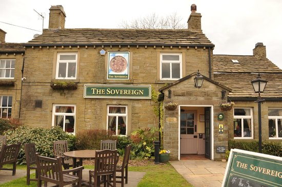 Beautiful Soverign Pub Shepley 2