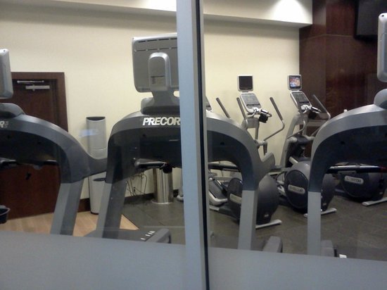 Embassy Suites by Hilton Denver - Downtown / Convention Center: Adequate Gym