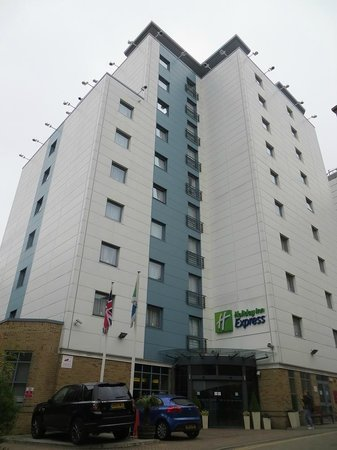 Holiday Inn Express London Croydon: Hotel view