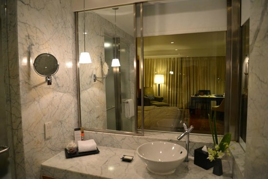 InterContinental Marine Drive: Deluxe room