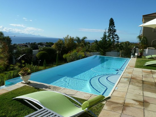 Aquavit Guest House: The swimming pool