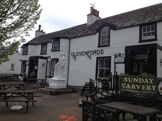 Photo of The Clovenfords Country Inn Galashiels
