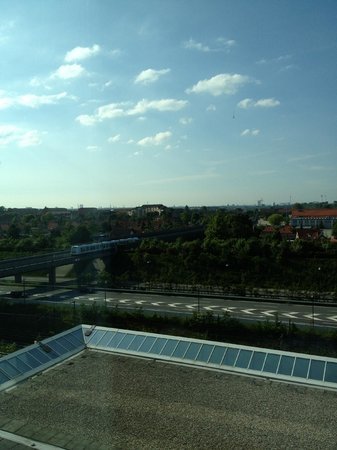 Hilton Copenhagen Airport: View from room 540
