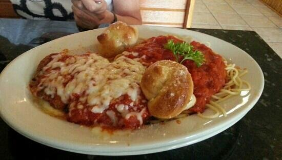 Lakeland, FL: Chicken Parm
