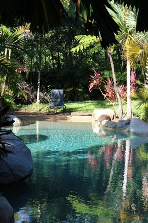 Cape Tribulation, Australia: Upper Pool